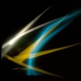 Sinfonie Cosmiche n. 2 -  Luminogramma - digital FineArt - 1992 - 2009 - 2011