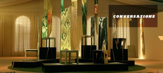 CONVERSAZIONE - Installazione - 2011