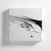 ACCENTI TRE- Inchiostro di china e paste materiche - 2014 - cm 20 x 20